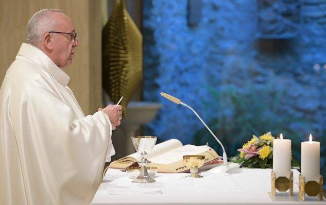 Mensagem do Santo Padre para o 55° Dia Mundial de Oração pelas Vocações