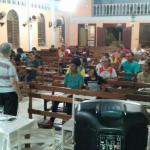 Curso Bíblico na Paróquia Nossa Senhora de Lourdes