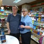 Pe. Beto Mayer, OMI, lança seu Livro nas Paulinas