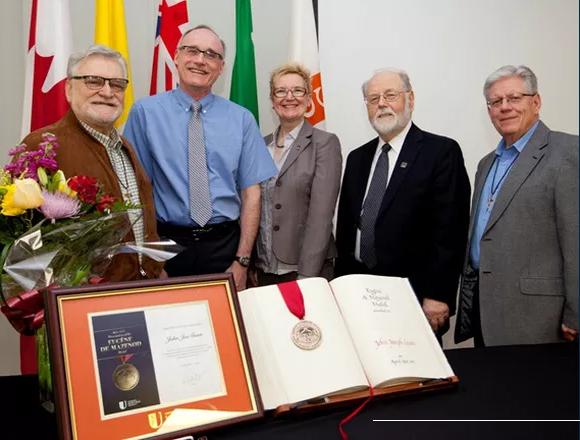 Homenagem é Concedida ao JUPIC Lacombe – Canadá
