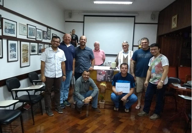 Sem Termina em São Paulo a última Reunião de Formadores Oblatos da Província do Brasil deste ano.