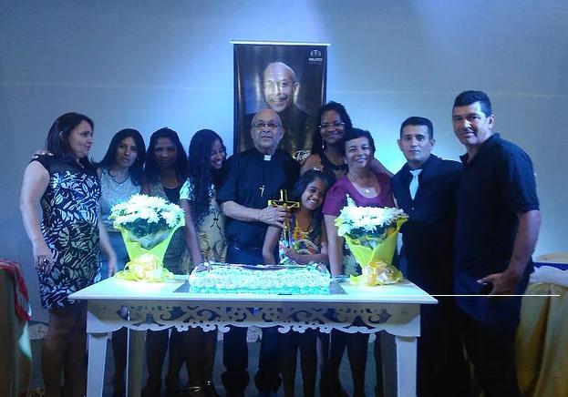 Chega ao Brasil dois Oblatos africanos para estudar Teologia