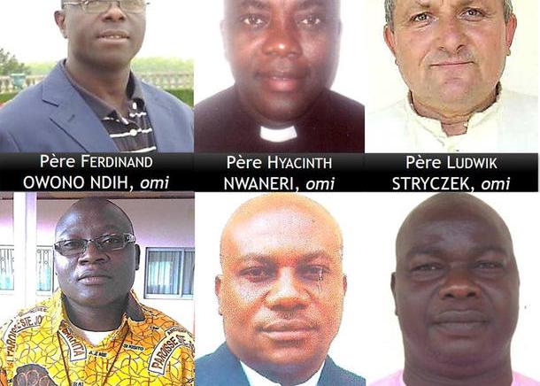 Novo Conselho Provincial da Província Oblata de Camarões
