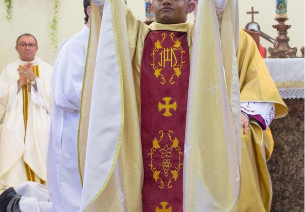 Dois Novos Padres Oblatos são ordenados no Brasil