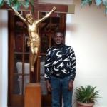 Boas-vindas ao Pe. Isa Vincent Inalegwu