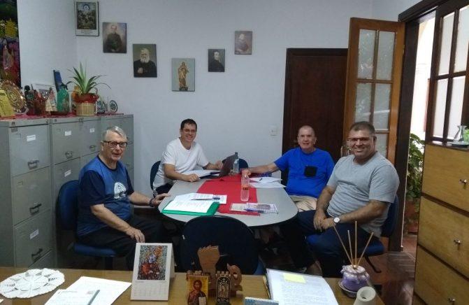 Começa em São Paulo o Primeiro Conselho Provincial de 2018