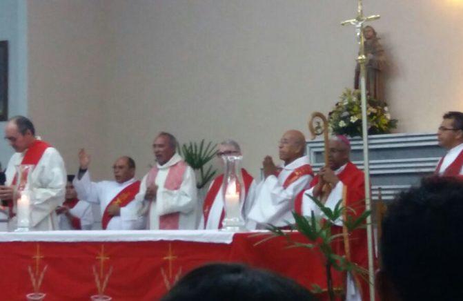 Santa Missa marca Abertura de Nova Missão Oblata da Província do Brasil na Diocese de Caicó-RN