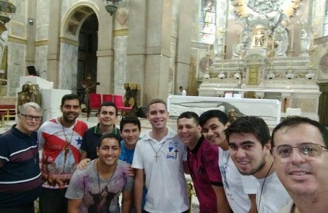 "Noviciado ""Mártires Oblatos"" concluiu seu primeiro retiro"