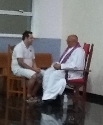 Paróquia Nossa Senhora Aparecida Realiza Multirão de Confissões