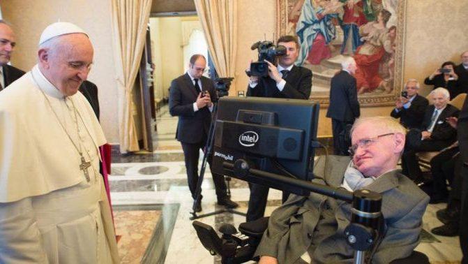 Stephen Hawking e a Igreja Católica: 5 coisas que você não sabia