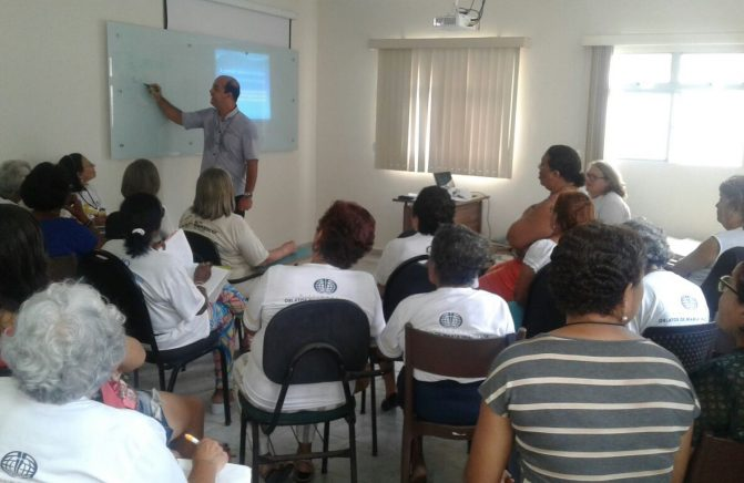 Encontro dos Leigos Associados em Recife - PE