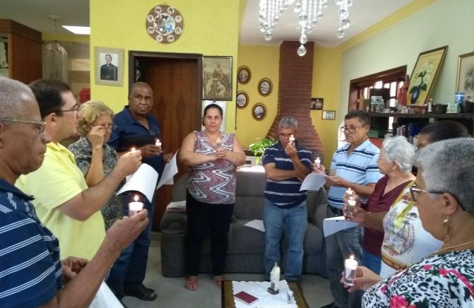 Grupo de Leigos Associados Oblatos de Campo Limpo Iniciam suas Atividades