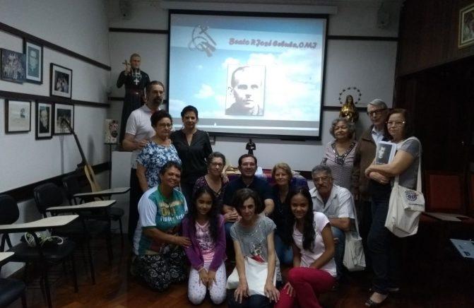 Leigos Associados Iniciam Tríduo em Honra ao Bem Aventurado Pe. José Cebula, OMI