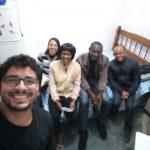 Pós-Noviços Oblatos Visitam Cortiços na Baixada do Glicério – SP