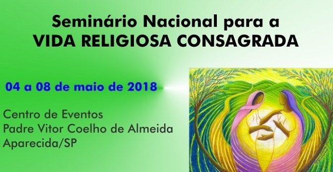 Seminário reúne mais de 500 religiosos em Aparecida
