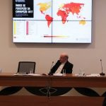Diretor da Transparência Internacional fala a bispos sobre combate à corrupção