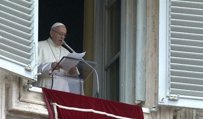 Regina Coeli: Papa fala sobre a Solenidade da Ascensão do Senhor