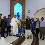 """Província Oblata do Brasil Celebra o """"Dia do Fundador"""" Santo Eugênio de Mazenod"""