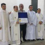Oblatos de Maria Imaculada recebem a Comenda Mariana Amália