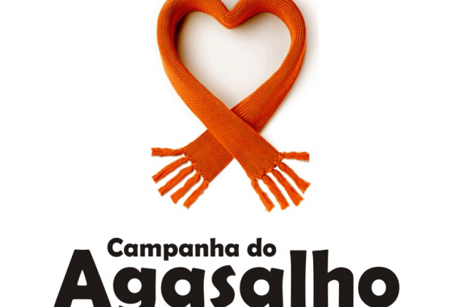 Participe também da Campanha do Agasalho 2018
