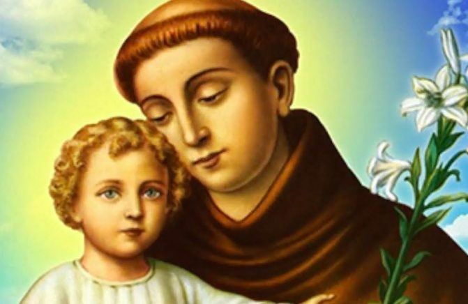 Santo Antônio de Pádua, presbítero e doutor da Igreja