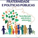 Arte que reflete importância de políticas públicas: cartaz CF 2019