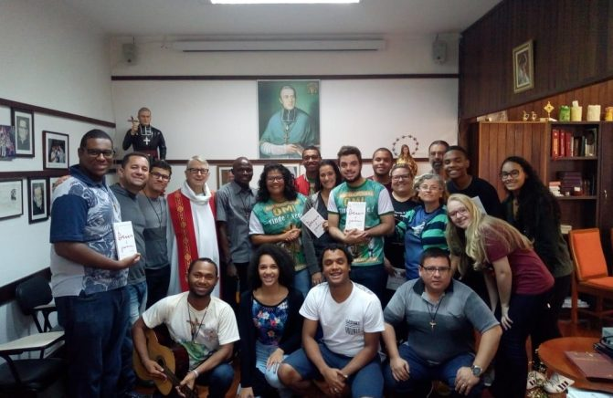 Reunião Preparatória da JOMI Sudeste 2018
