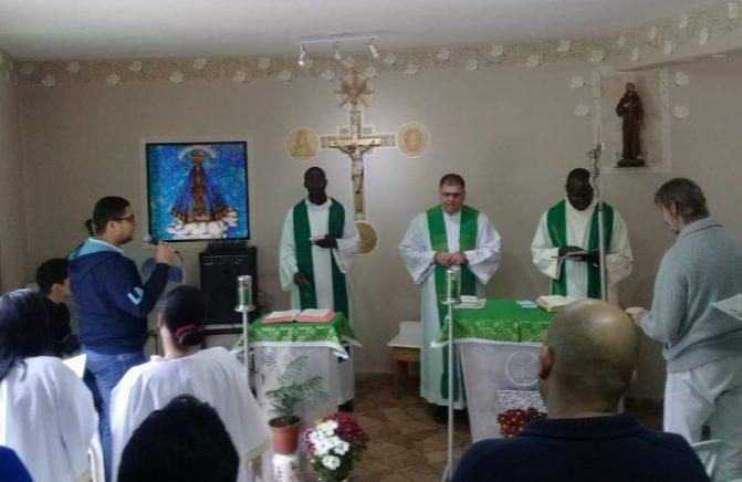 19º Domingo do Tempo Comum e Início da Semana Nacional da Família em Vila Prudente