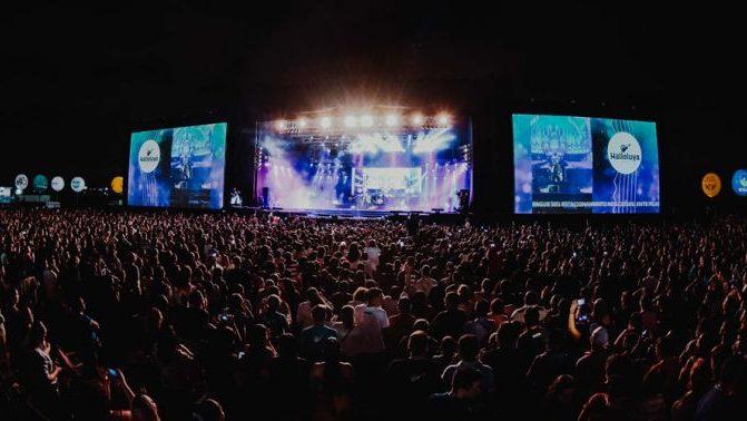 Festival Halleluya 2018 bate recorde de solidariedade