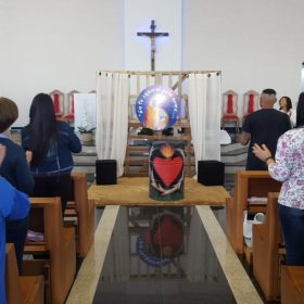 Paróquia Nossa Senhora Aparecida Realiza Assembleia Vocacional