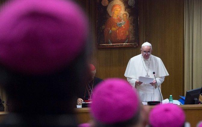 Novo documento do Papa: Sínodo dos bispos a serviço do Povo de Deus