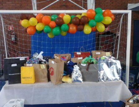 Associação Maria Helen Drexel Promove Tarde de Lazer Para as Crianças