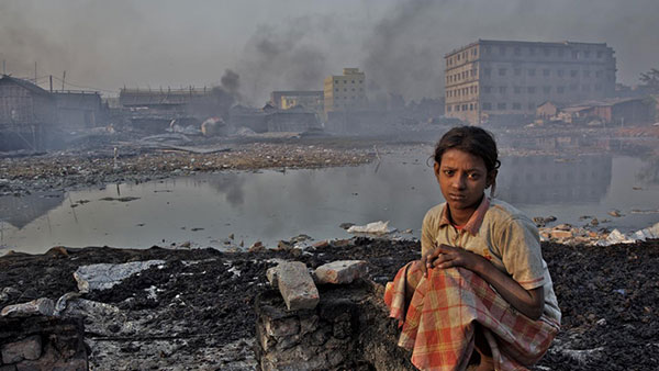 OMS: 93% das crianças respiram poluição acima do recomendável
