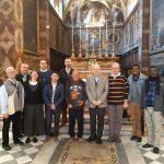 Encontro de delegados representantes dos irmãos Oblatos de cada região do planeta