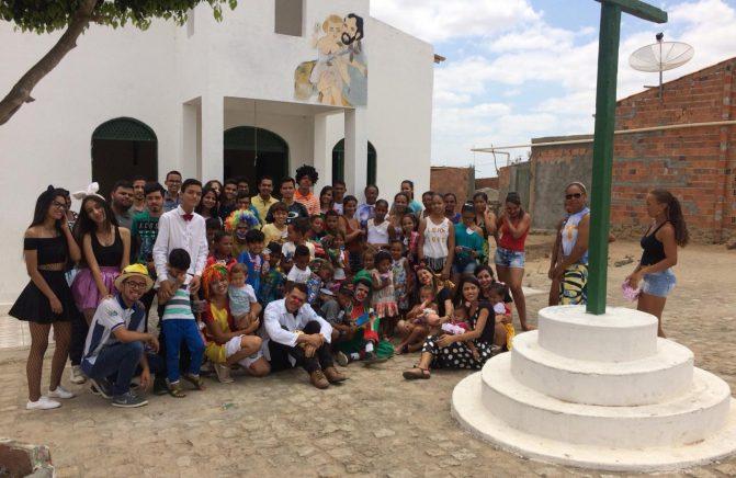 IV Edição do Projeto Criança feliz é criança com Cristo