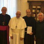 Projeto de navio hospital na Amazônia, no Estado do Pará, emociona o papa Francisco