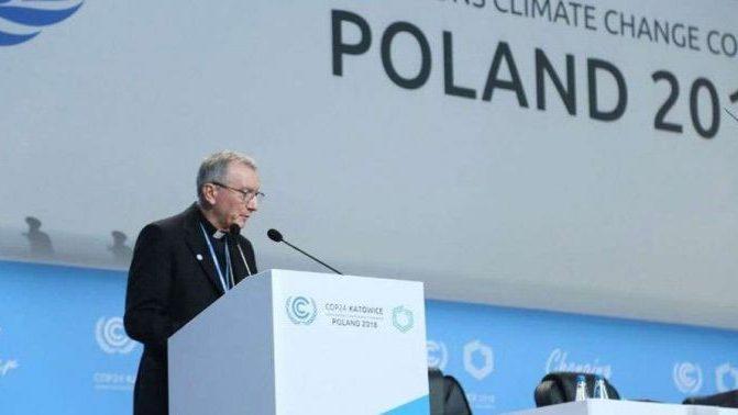 Vaticano demonstra sua decepção pelo resultado da última cúpula sobre o clima