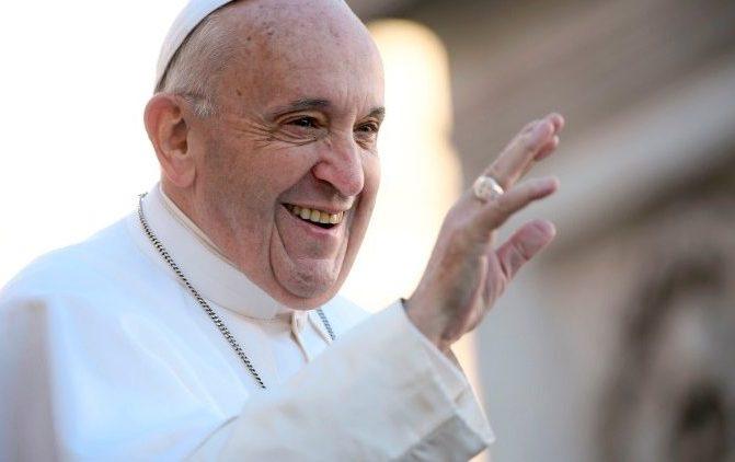 Papa Francisco completa 82 anos