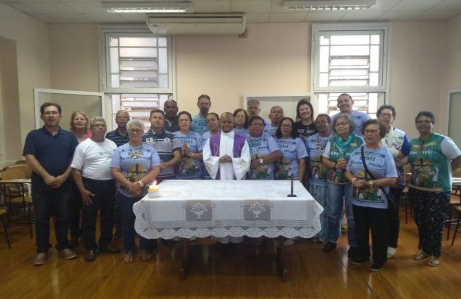 Leigos Associados do Distrito Sudeste Realizam Retiro Anual