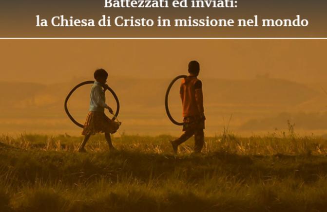 Site do Mês Missionário Extraordinário de 2019 oferece testemunhos e formação