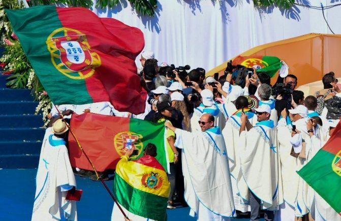 JMJ de 2022 será em Lisboa