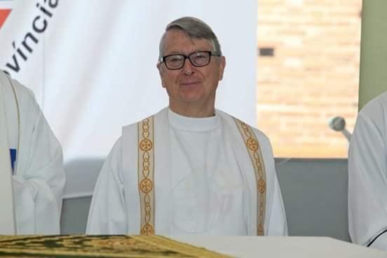 Convite: Missa de 7º dia de Pe. Francisco Rubeaux, OMI