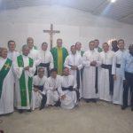 Comunidade Santo Eugênio de Mazenod Celebra Um Ano de Existência