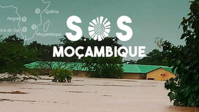Instalações da Fazenda da Esperança em Moçambique são afetadas por ciclone