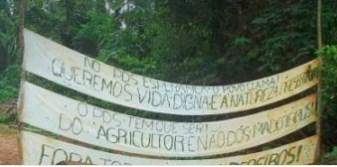 Anapu - PA, um barril de pólvora minado pelo latifúndio. Entrevista especial com Paulo Joanil da Silva