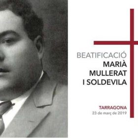 Espanha. Beatificado Mariano y Soldevila, médico, político e mártir