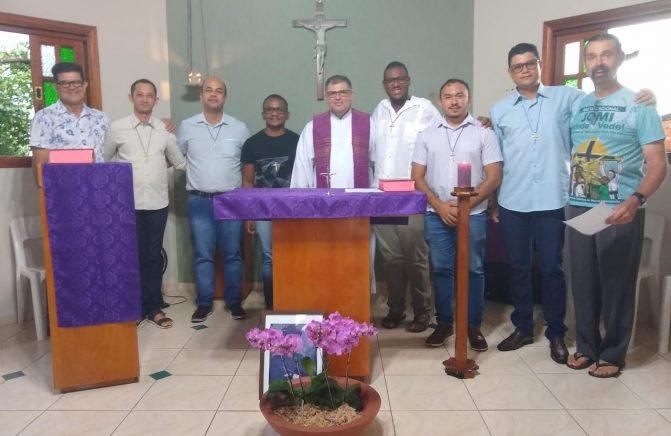 Início do Ano Formativo nas Casas de Formação Oblata no Brasil - Pré-Noviciado