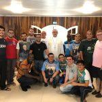 Consagração: Vivência Radical do Batismo