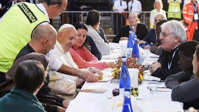 Deus não é indiferente! Mensagem do Santo Padre pelo Dia Mundial dos Pobres