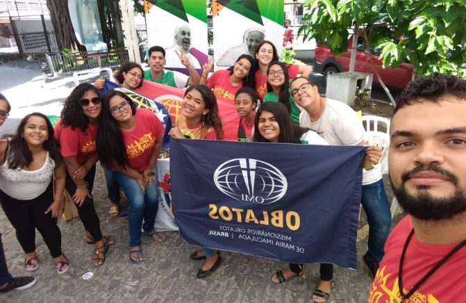 JOMI - Recife participa da Jornada Arquidiocesana de Juventude